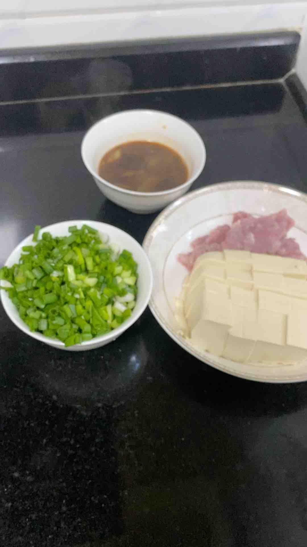 红烧豆腐焖肉沫的做法大全