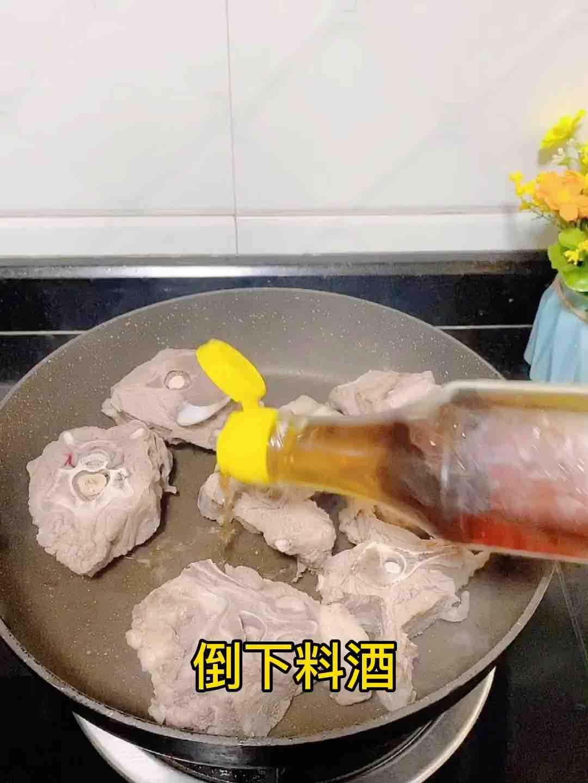 牛年羊羊得意之羊蝎子火锅,这样煮,超美味的步骤