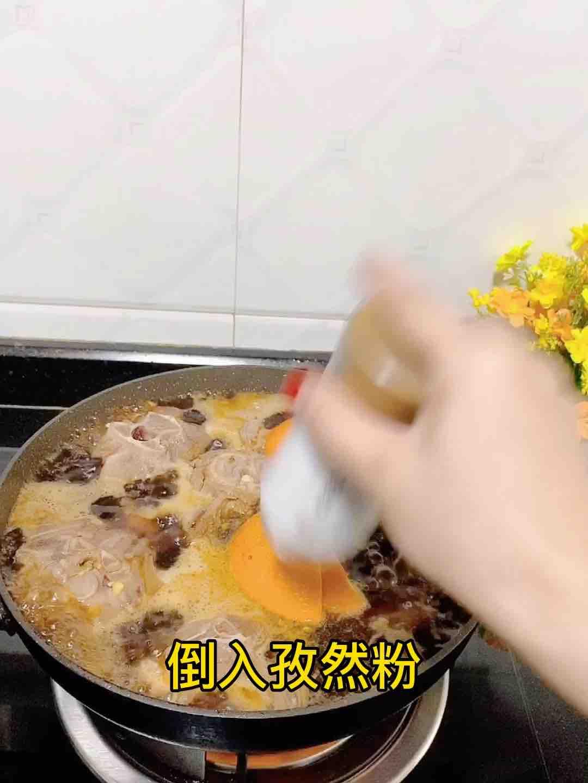 牛年羊羊得意之羊蝎子火锅,这样煮,超美味怎么炖