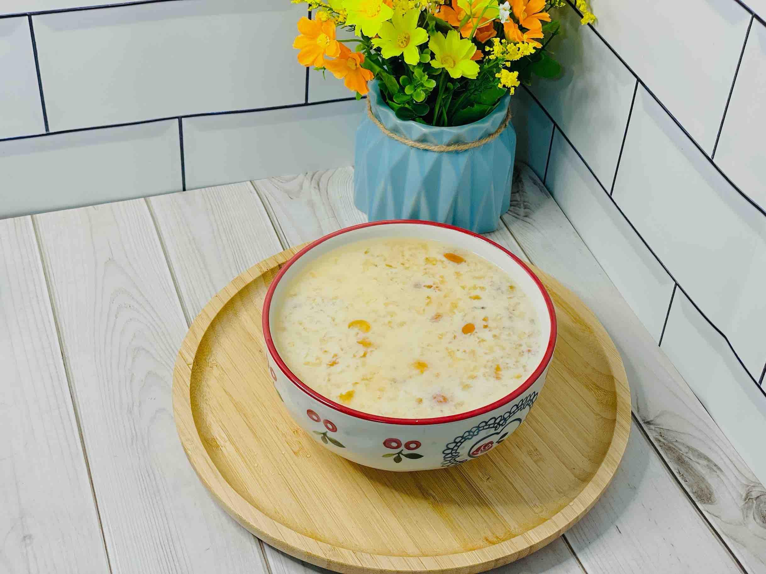美味难挡高颜值甜品-牛奶桃胶,勺勺都是甜甜蜜蜜成品图