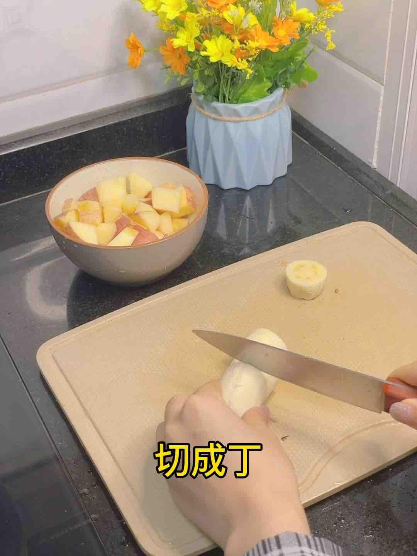 没看错,水果入菜,低卡生活,酸甜开胃,健康又美味的简单做法