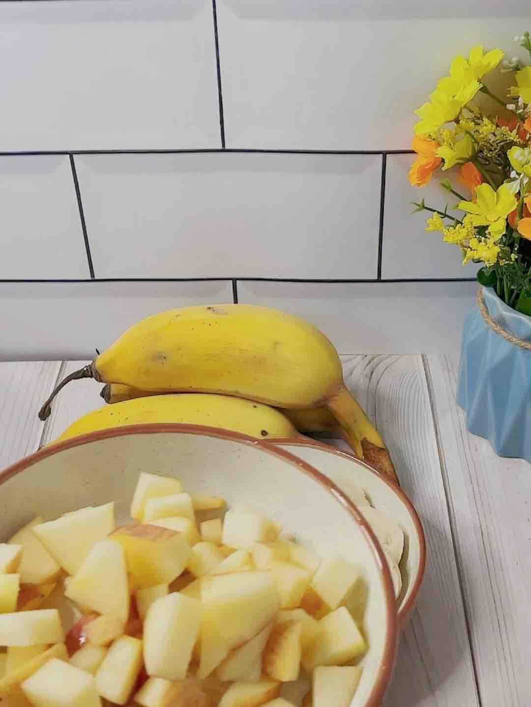 看过来,低卡生活,美味清爽水果捞我最爱的家常做法