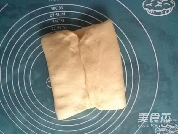 椰蓉吐司的制作