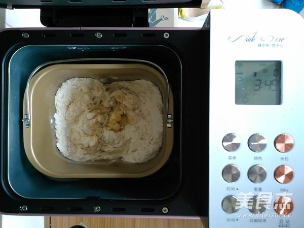 ——鲜奶吐司的简单做法
