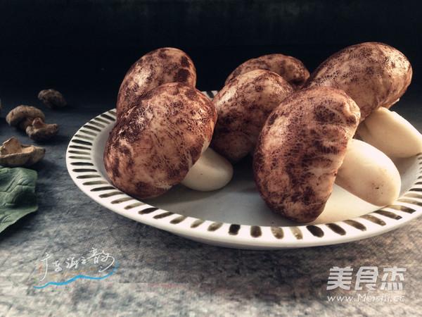 仿真蘑菇包的制作