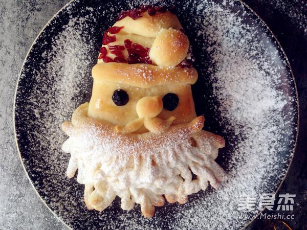 圣诞老人面包怎样炖