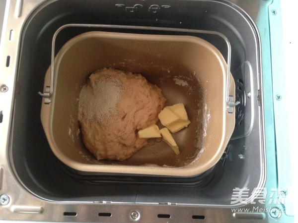 面包机版番茄吐司的简单做法