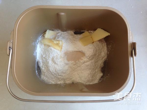 脆皮肠面包袋的做法图解