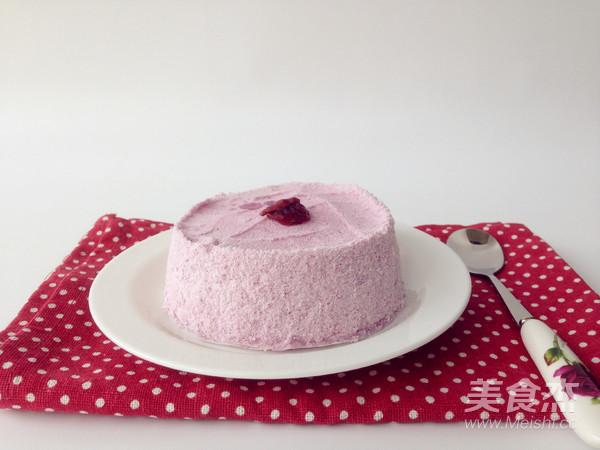 紫薯松糕怎么炒