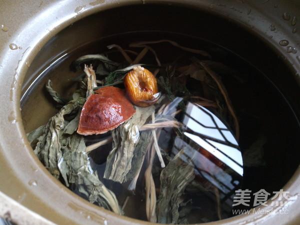 菜干猪骨汤的做法图解