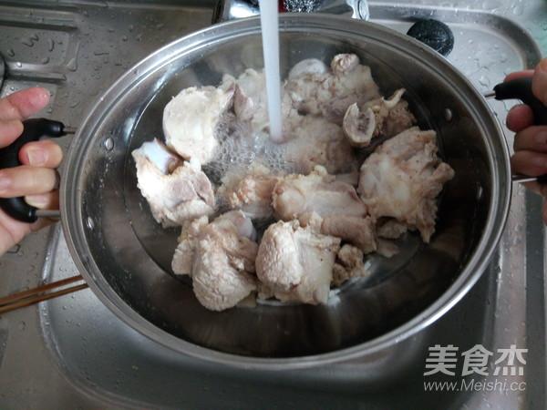 菜干猪骨汤的简单做法