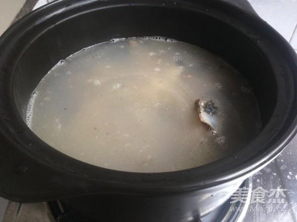 白贝鱼头豆腐汤怎么煮