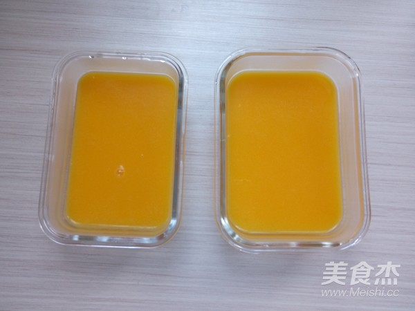 芒果布丁棉花糖的简单做法