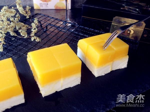 芒果布丁棉花糖怎样做