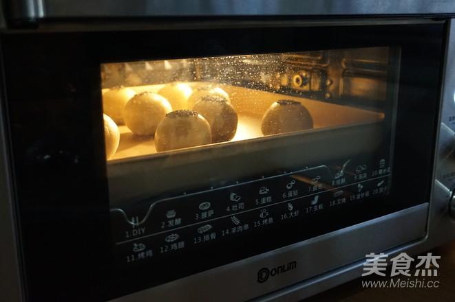 玉米油版蛋黄酥的做法大全