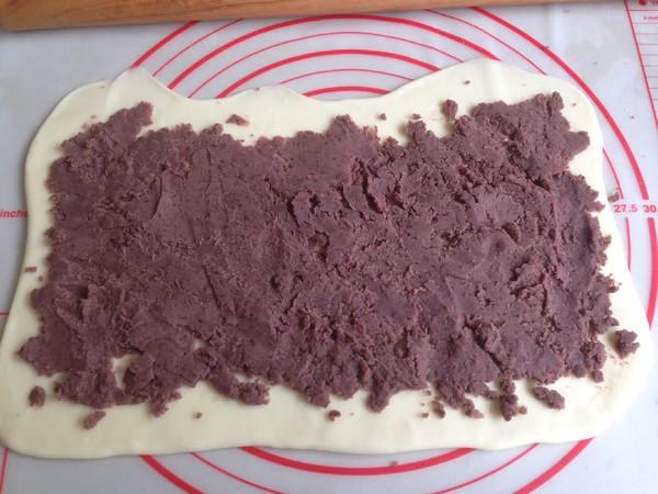 豆沙卷怎么做
