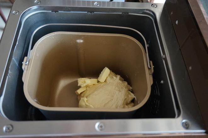 椰香小面包的家常做法