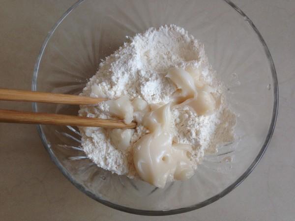 水仙花酥的简单做法