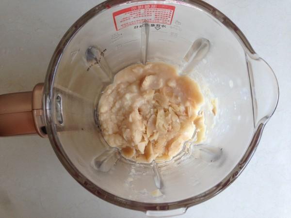 果蔬桃山月饼的做法图解