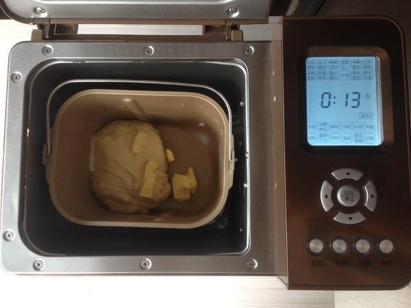 小版椰蓉奶油面包的家常做法
