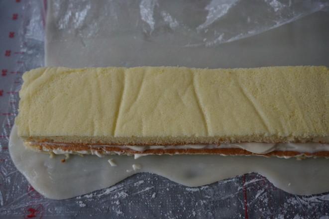 冰皮蔓越莓蛋糕的做法大全