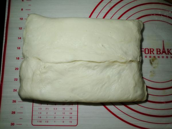 花形豆沙面包怎么做