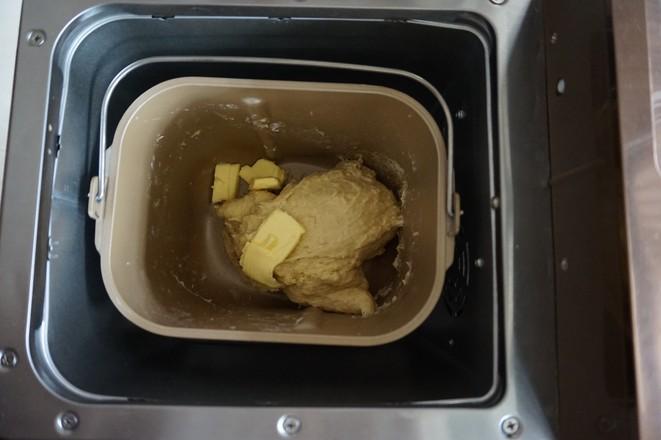 一键式香蕉核桃面包怎么炒