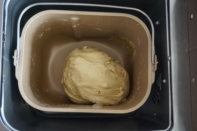 一键式香蕉核桃面包怎么煮