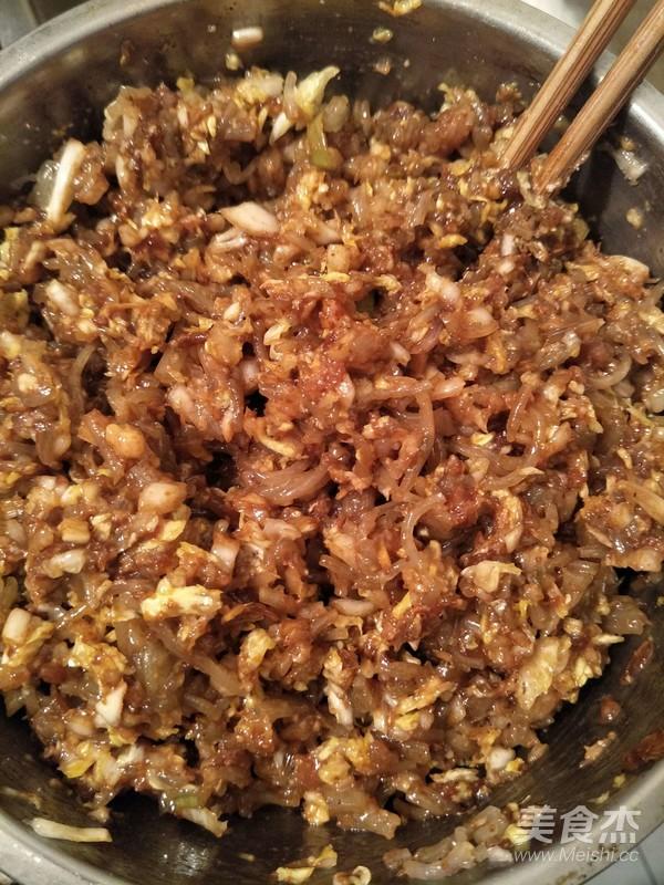 猪肉白菜粉条饺子怎么吃