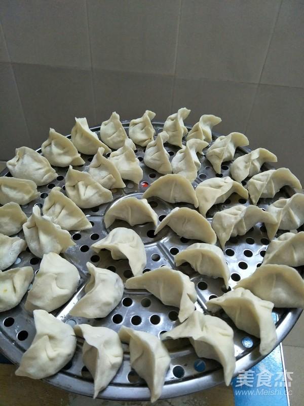 猪肉白菜粉条饺子怎么做