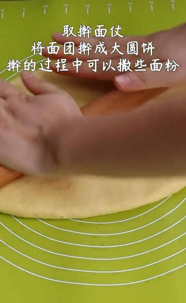 奶香山药小面包怎么煸