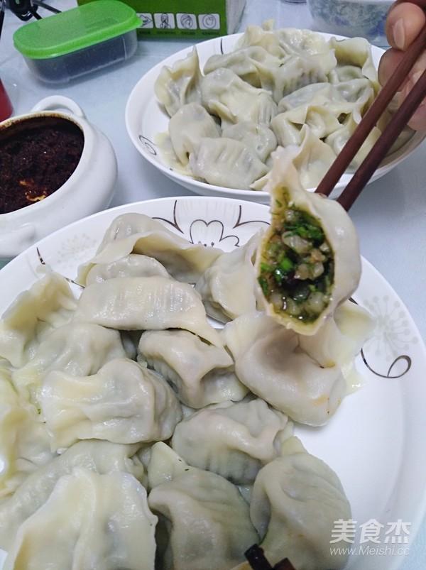 茴香饺子怎么煮