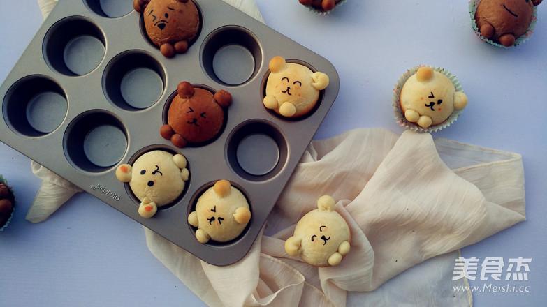萌萌哒小熊面包怎样炒