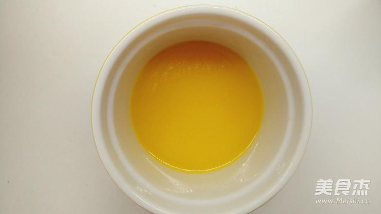 水果清香之蜂蜜柠檬小蛋糕的做法图解