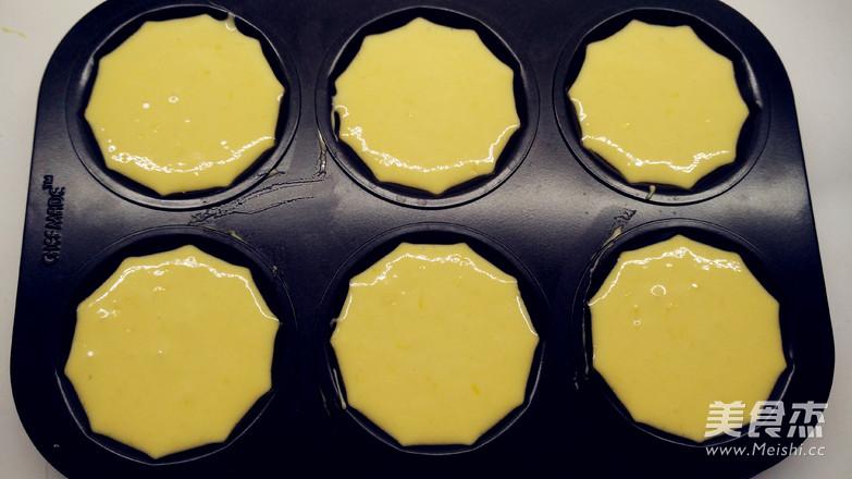 水果清香之蜂蜜柠檬小蛋糕怎样做