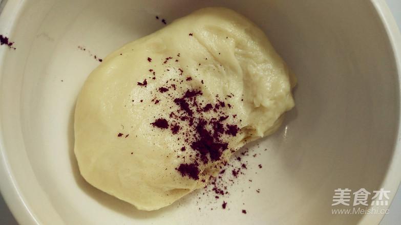 圆荷浮小叶——不用松弛的荷花酥怎么吃