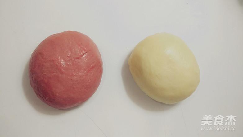 圆荷浮小叶——不用松弛的荷花酥怎么做
