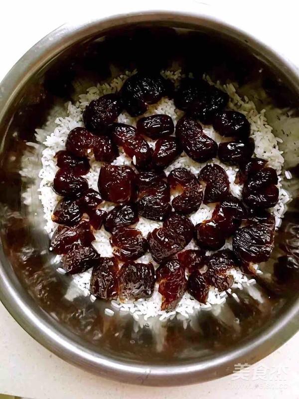 陕西小吃—甑糕的做法图解