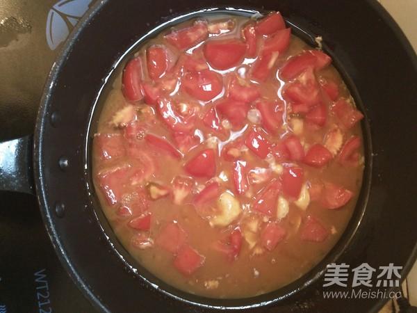 番茄煎蛋怎么吃