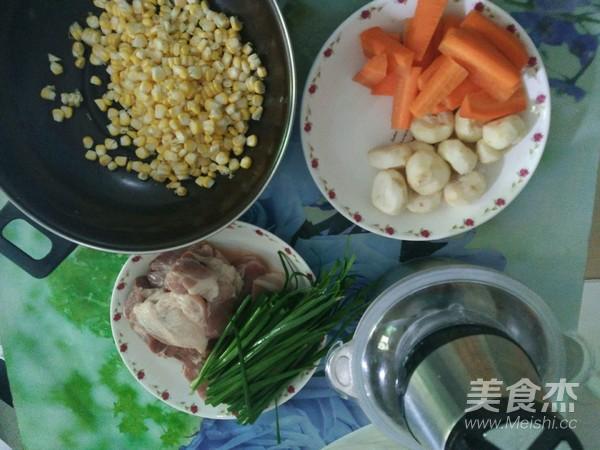 五彩饺子馅的做法大全