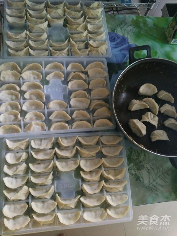 五彩饺子馅的简单做法