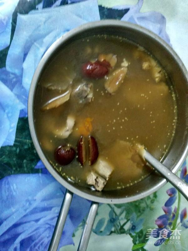 猪腰骨头补肾汤怎么煮