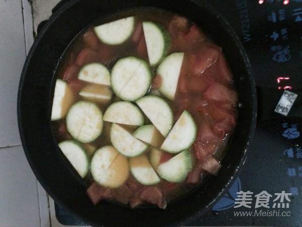 彩色酸汤面怎么吃