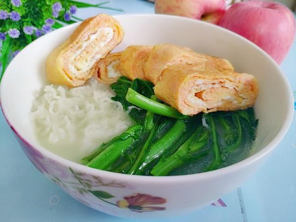 一人食之玉子青菜汤米粉怎么煮