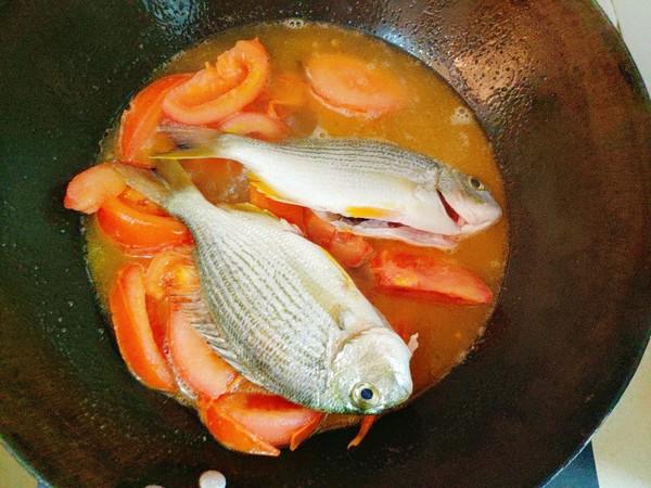 番茄鱼的简单做法