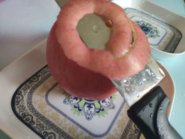 苹果葡萄沙拉的步骤
