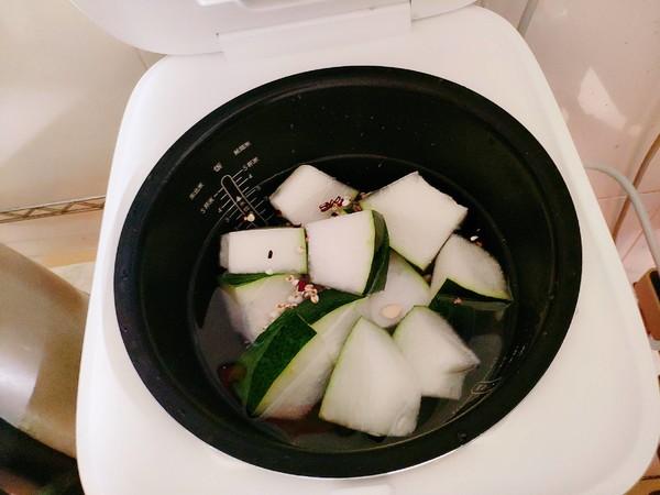 冬瓜薏米去湿汤的做法图解