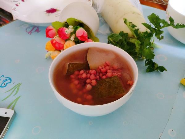 冬瓜薏米去湿汤成品图