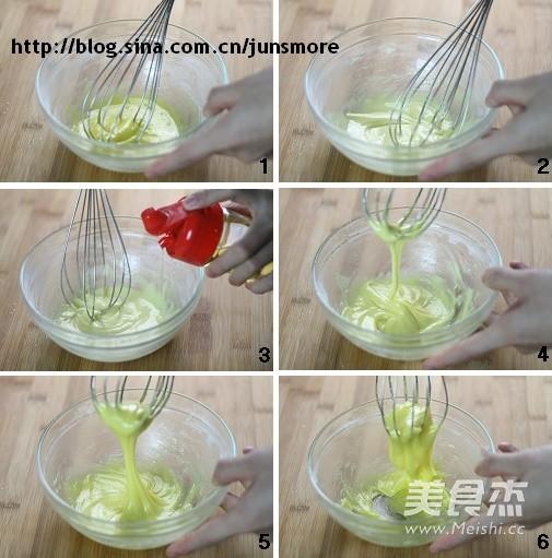自制沙拉酱的步骤