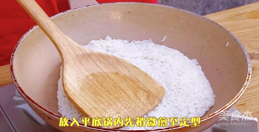 剩米饭的华丽逆袭怎样炒